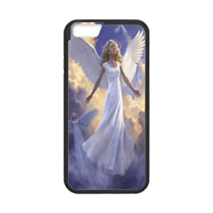 Elegant angels in the sky series protective cover For Apple Iphone 6 Plus 5.5 inch screen Cases p-oei-7s53628