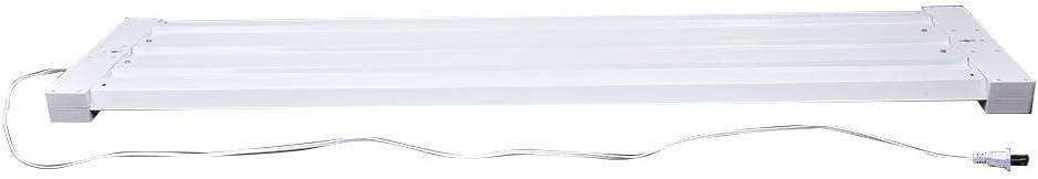 Garage Studioetc titracone 40W 4000lm Double Tube Bracket Chandelier LED Bulb Great for Workshop Basement
