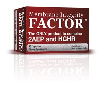 Membrane Integrity Factor Anti-Aging Pill by Membrane Integrity Factor by Membrane Integrity Factor