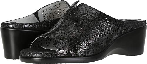 David Tate Womens Slide - David Tate Sublime Women's Slip On 9.5 C/D US Black