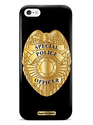 xtured Police Officer Badge Law Enforcement Case for iPhone 6 & 6s (United Badge)