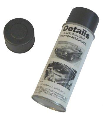 (C-2-4) 1964-77 GM Cast Iron Master Cylinder Caliper Phosphate Plating Spray Paint OEM
