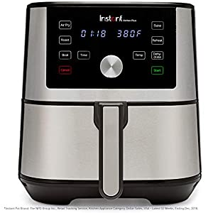 Instant Vortex Plus Air Fryer 6 in 1, Best Fries Ever, Dehydrator, 6 Qt, 1500W 9