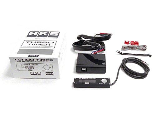 HKS Tubro Timer Type-0 Red LED Back Lighting (Part: 41001-AK009)