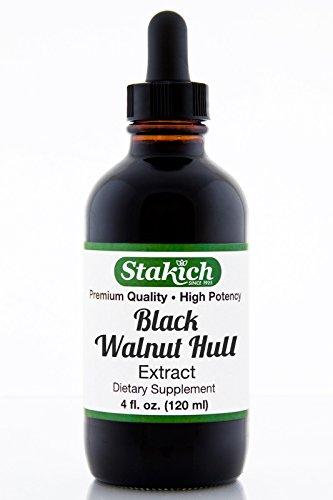 Stakich Black Walnut корпуса (Juglans негр) 4 унции экстракта жидкого - высокое качество