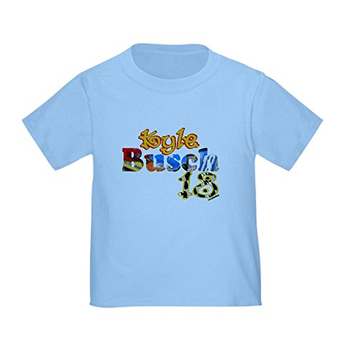 Kyle Busch Cotton - CafePress - Kyle Busch Toddler T-Shirt - Cute Toddler T-Shirt, 100% Cotton