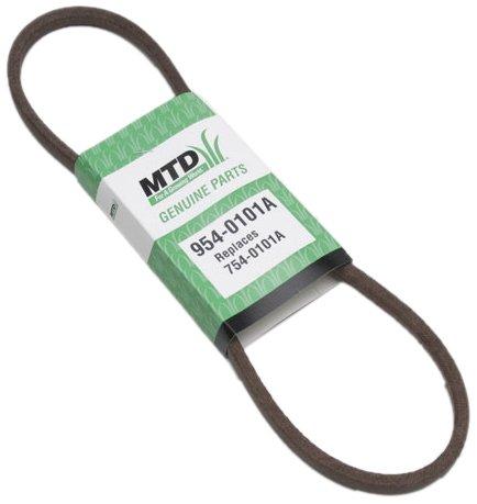 MTD 954-0101A Replacement Snow Thrower Auger - Auger Belt Mtd