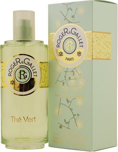Roger & Gallet Green Tea by Roger & Gallet For Men And Women. The Vert Eau Fraiche Spray 6.6-Ounces by ROGER & GALLET