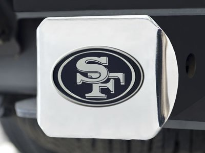 (FANMATS 15626 Hitch Cover (San Francisco 49ers))