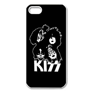 MMZ DIY PHONE CASESevenArc? Phone Cover iphone 6 plus 5.5 inch Case rock and heavy metal Band Kiss Paul Stanley Back