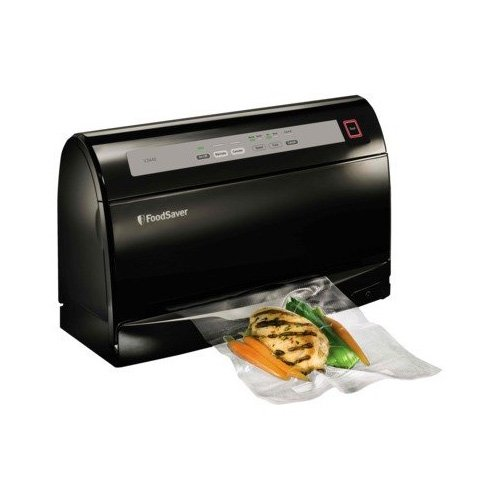 FoodSaver V3440 Vacuum-Sealing System with SmartSeal Technology, White
