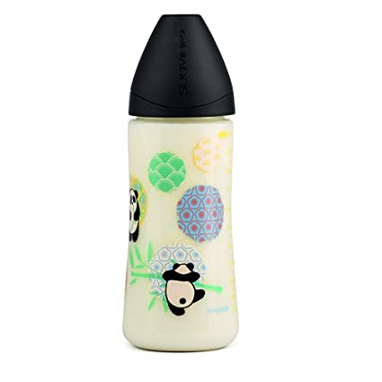 Suavinex 304006 biberón Physio Panda 360 ml: Amazon.es: Bebé