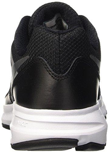 NIKE Downshifter 6 (GS/PS) - Zapatillas Para Niño, Multicolor Negro / Gris / Blanco