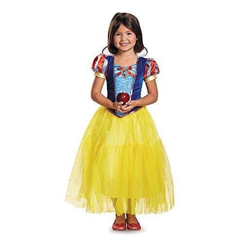 Deluxe Disney Princess White Costume