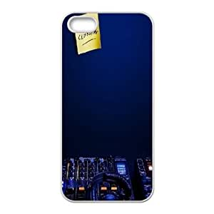 For SamSung Galaxy S6 Phone Case Cover Gone Clubbing Post It Mixing Table Hard Shell Back White For SamSung Galaxy S6 Phone Case Cover 340443