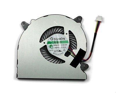 iiFix New CPU Cooler Cooling Fan For Asus Q550L Q550LF Q550LF-1B Q550LF-BBI7T07 Series, P/N: 13N0-Q2A0301