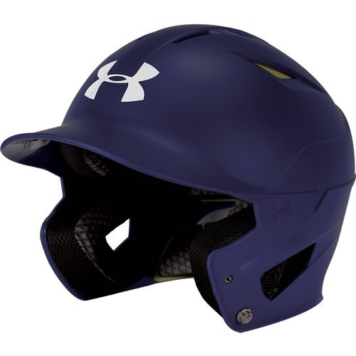 (アンダーアーマー) Under Armour UABH2-100M ジュニア Convergeシリーズ マット仕上げ バッティングヘルメット B01MXYALPH Youth size 6 3/4