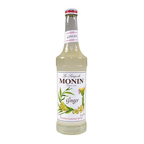 Monin Inc M-AR018A Ginger Syrup (SET OF 12 PER CASE) by Monin