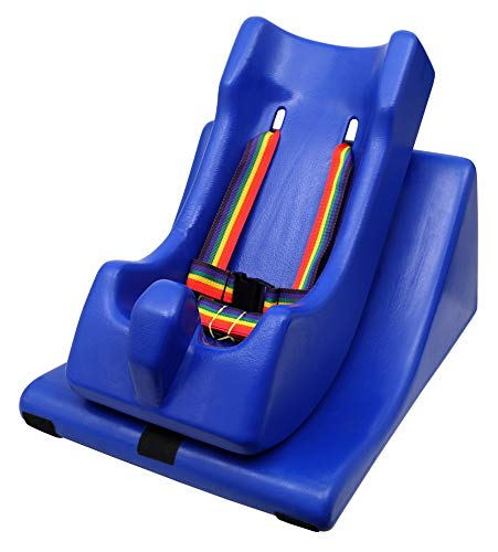 Skillbuilders 30-1081 Floor Sitter, Seat and Wedge, - Tumble Forms Floor Sitter