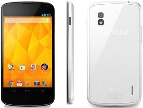 LG Nexus 4 – Smartphone (11,94 cm (4,7 Pulgadas), Pantalla táctil ...