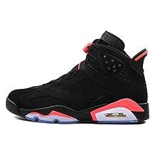 Air 6 Retro Men Women Black Infrared AJ6 Basketball Shoes