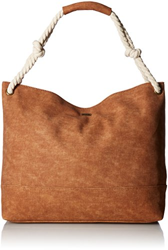 Roxy Bags Purses - Roxy Famous Street Tote Bag, brown