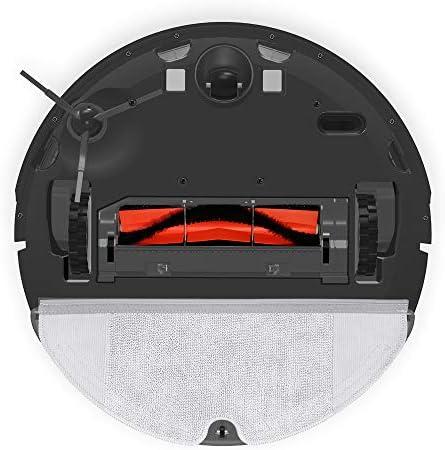 Robot de balayage Nettoyeur d\'aspirateur 2 pour la maison balayant la poussière robotique nettoyant robotique de balayage le robot de plan intelligent de voie