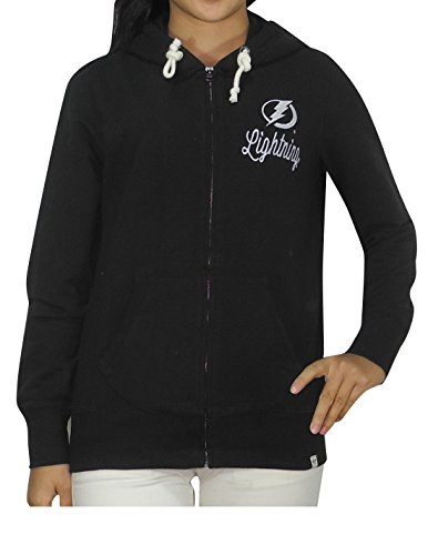 NHL TAMPA BAY LIGHTNING Womens Athletic Zip-Up Warm Hoodie S - Outlets Tampa Shopping