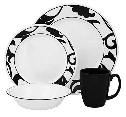 Corelle 1094793 Vitrelle Glass Dinnerware