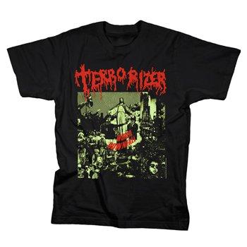 Terrorizer - World Downfall - T-Shirt - BLA - LG