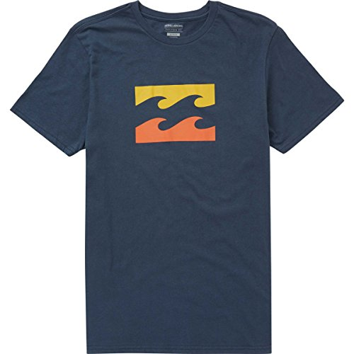 Tee, Navy, XL (Billabong Print Jersey)