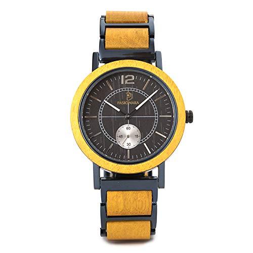 Relojes Originales Pasionar - para Parejas o Individualmente para él o Ella (para el Caballero