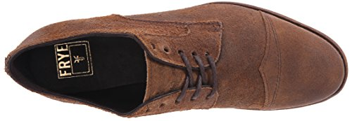 Frye Heren Everett Cap-tan Teen Oxford