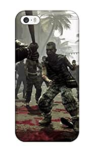 SPTzFlT14ZtsrD Attractive Info Dead Island Screenshot Awesome High Quality Iphone 5C Case Skin