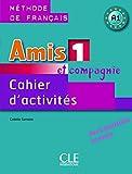 Amis et compagnie - Niveau 1 - Cahier d'activités