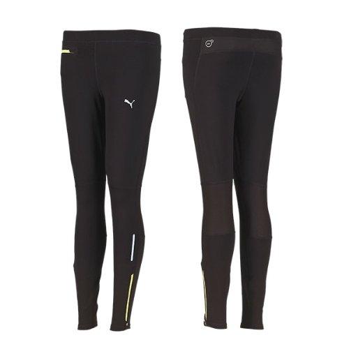Puma PR Pure ACTV Women\u0027s Running Tights - Medium - Black