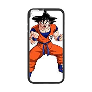 iPhone 6 Plus 5.5 Inch Cell Phone Case Covers Black Goku Rbeqr