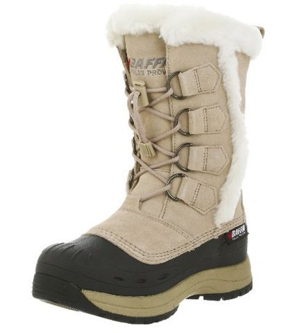 Baffin Chloe Ladies Snowmobile Boots Sand 9