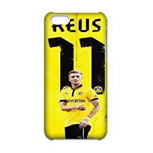 JiHuaiGu (TM) iPhone 6 6S Plus 5.5 Inch funda Marco Reus personalizado temático iPhone 6 6S Plus 5.5 Inch funda OJ7579