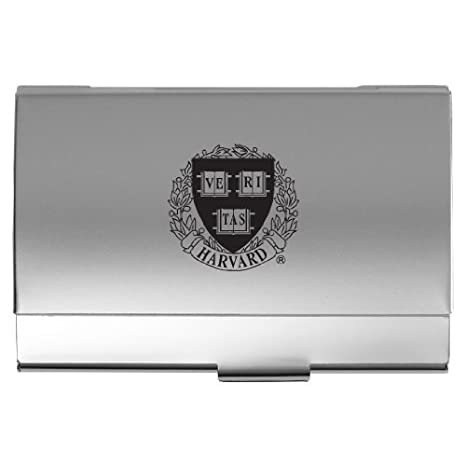 Amazon Lxg Harvard University Pocket Business Card Holder