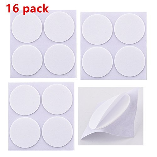 Amazon 16 Pcs Adhesive Replacement Sticky Pads For Phone Stand