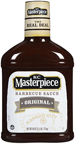 (KC Masterpiece Barbecue Sauce - Original - 40 oz)