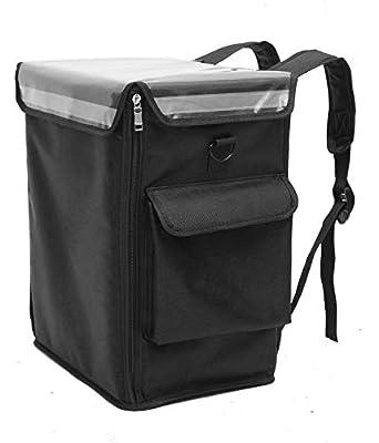 Amazon.com: Mochila de entrega de alimentos, bolsa aislante ...
