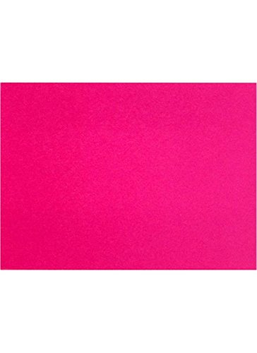A7 Flat Card (5 1/8 x 7) - Hottie Pink (1000 Qty.) by Envelopes Store