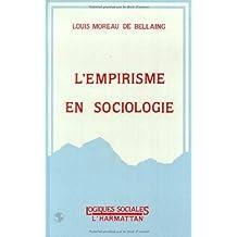 Empirisme en sociologie l'
