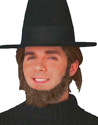 Brown Amish Beard (Beard Halloween)
