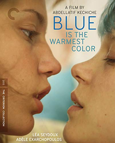 (Blue Is the Warmest Color (Criterion Collection) (Blu-ray))