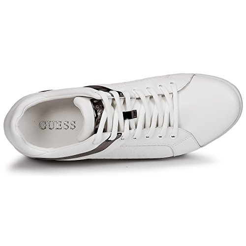 Bianco Guess FMNGE1 Scarpe Bianco LEA12 qR6zx4anA