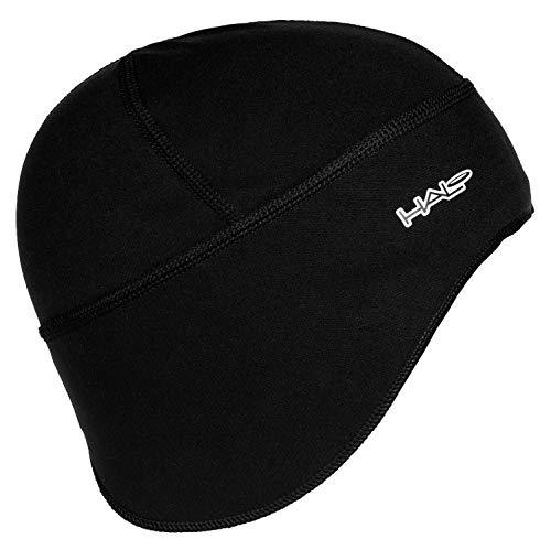 Halo Headbands Anti-Freeze Skull Cap, Black