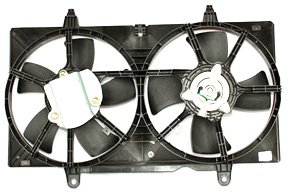 05 altima radiator fan motor - 2